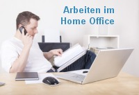 Arbeitsmodell Home Office