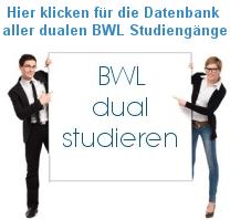Datenbank duale BWL Studiengänge