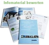 Infomaterial bewerten