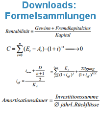 BWL Formelsammlungen Download