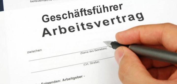 Haftungsausschluss Im Geschäftsführer Anstellungsvertrag Bwl24net