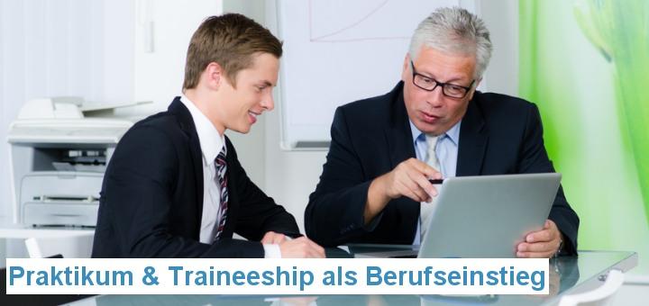 praktikum traineeship