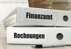 Finanzamt Unterlagen