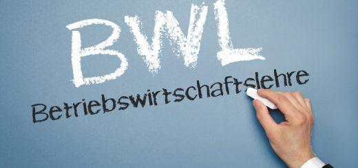 BWL-Spezialisierung