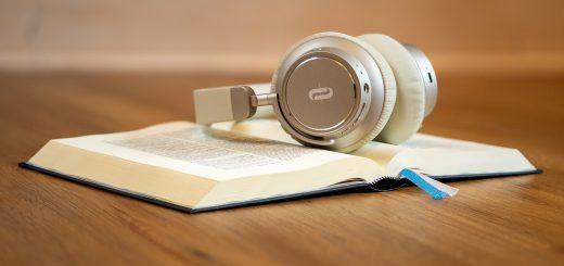 Kopfhörer Hörbuücher